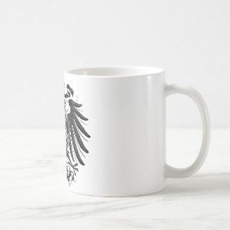 Eagle prussien noir mug
