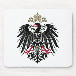 Eagle prussien tapis de souris