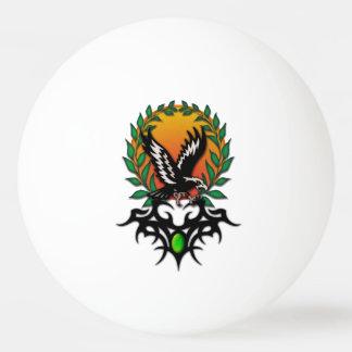 Eagle Sun, bijou tribal Balle De Ping Pong