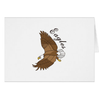 Eagles Carte De Vœux