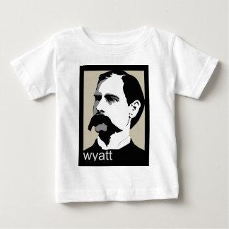 earp de wyatt t-shirt pour bébé