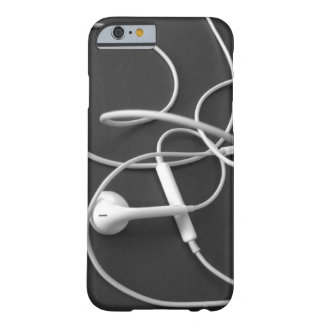 """""""EarPods"""" Coque iPhone 6 Barely There"""