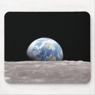 Earthrise Mousepad Tapis De Souris