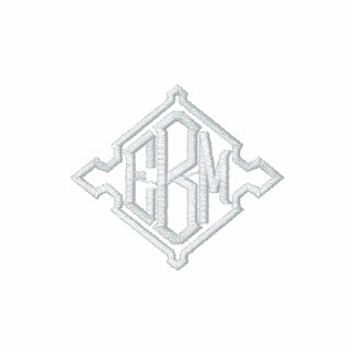 """""""EBM"""" a brodé le sweat - shirt à capuche de Sweat-shirt Zipper Brodé Femme"""
