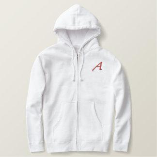 Écarlate un sweat - shirt à capuche de base de