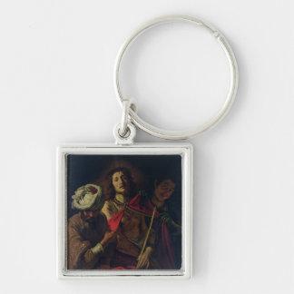 Ecce homo (huile sur la toile) porte-clés