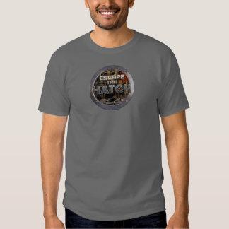 Échappez au T-shirt de trappe