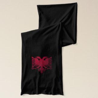 Écharpe Aigle deux-dirigé albanais