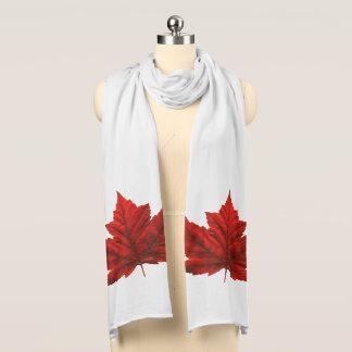 Écharpe Cadeau élégant d'écharpes de souvenir du Canada