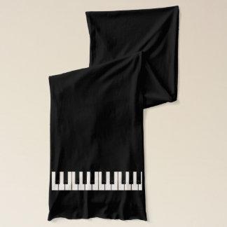 Écharpe Clés de piano