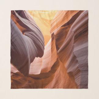 Écharpe de Chifon de canyon d'antilope