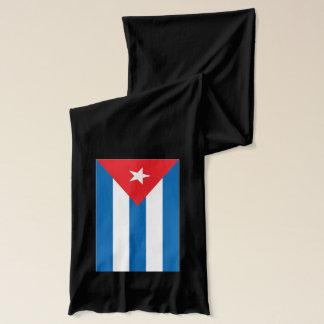 Écharpe de drapeau du Cuba