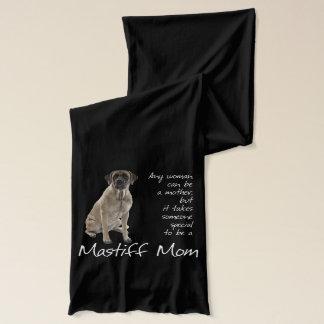 Écharpe de maman de mastiff
