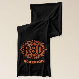 écharpe de mandala du noir RSD