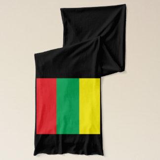 Écharpe de poids léger de drapeau de la Lithuanie