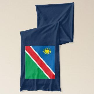 Écharpe de poids léger de drapeau de la Namibie