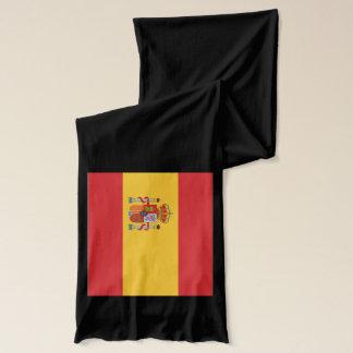 Écharpe de poids léger de drapeau de l'Espagne