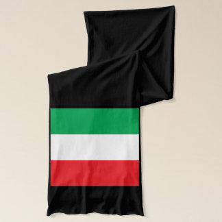 Écharpe de poids léger de drapeau de l'Italie