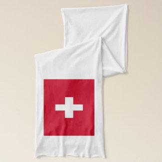 Écharpe Drapeau de la Suisse