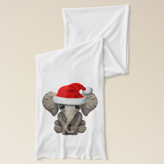 Écharpe Éléphant de bébé utilisant un casquette de Père