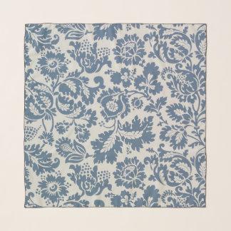 Écharpe florale de Morris Chifon