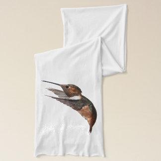Écharpe Le colibri d'Allen