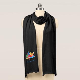 Écharpe Logo de fonctionnaire du Canada 150 - multicolore