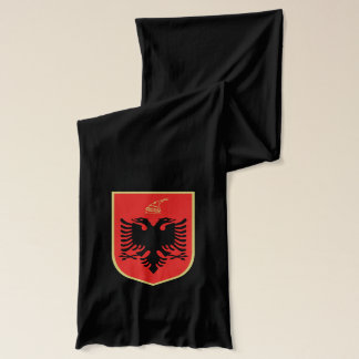Écharpe Manteau des bras albanais