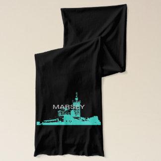 ÉCHARPE STYLE DE MARSEY