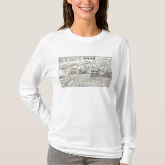 Échec des canonnières françaises t-shirt