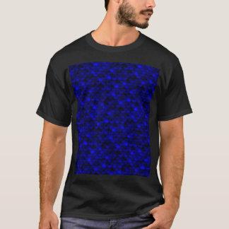 Échelles bleu-foncé de sirène de Falln T-shirt