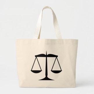 Échelles de justice (loi) grand sac