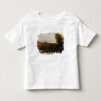 Écho et narcisse, c.1804 t-shirt pour les tous petits