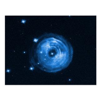 Écho léger de l'étoile V838 Monocerotis Cartes Postales