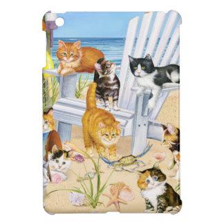 Échouez la mini caisse de chatons d'iPad dur sans Coques iPad Mini