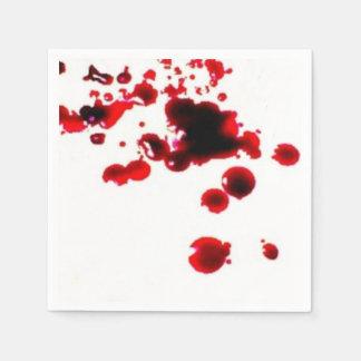 éclaboussure 2.png de sang serviette jetable