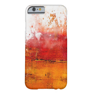 éclaboussure abstraite colorée de l'iPhone 6