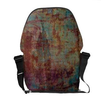 Éclaboussure urbaine de peinture de sacs messenger sacoche