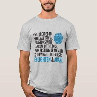 """""""Éclairez et Amazee """" T-shirt"""