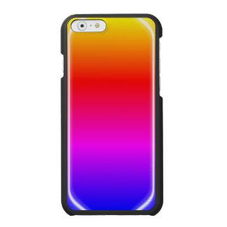Éclat d'arc-en-ciel coque-portefeuille iPhone 6 incipio watson™
