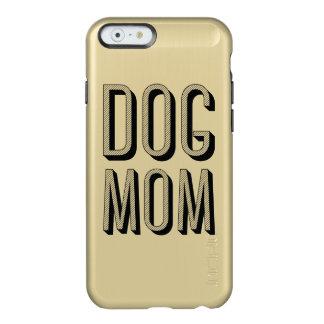 Éclat de l'iPhone 6/6s Feather® de maman de chien, Coque iPhone 6 Incipio Feather® Shine