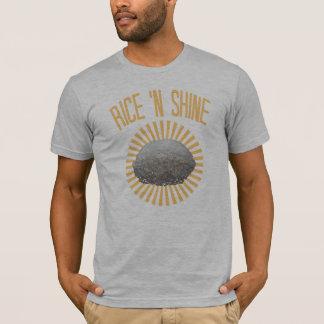 Éclat du riz N T-shirt