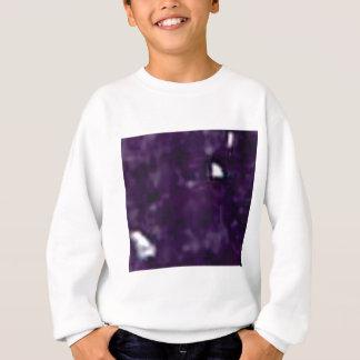 éclat extérieur pourpre sweatshirt