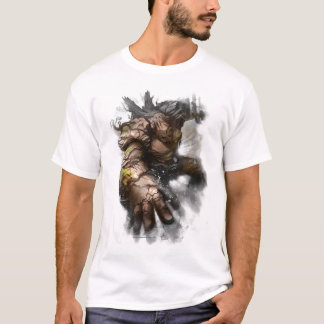 Éclat - T-shirt élémentaire de la terre