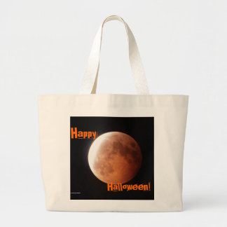 Éclipse lunaire sac en toile