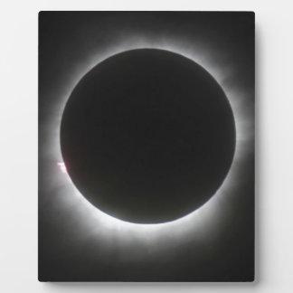 Éclipse Plaque Photo