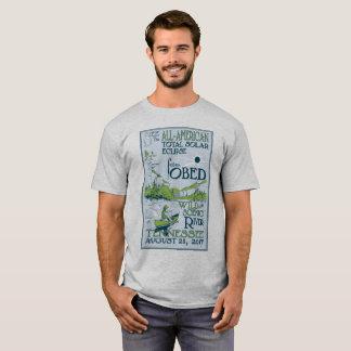 Éclipse sauvage et pittoresque d'Obed de la T-shirt