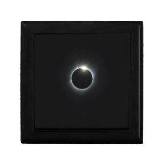 Éclipse solaire 2017 boîte à souvenirs