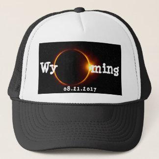 Éclipse solaire du Wyoming Casquette