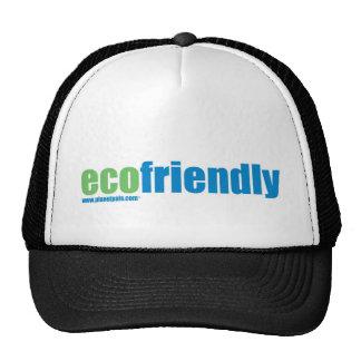 Eco amical casquettes de camionneur